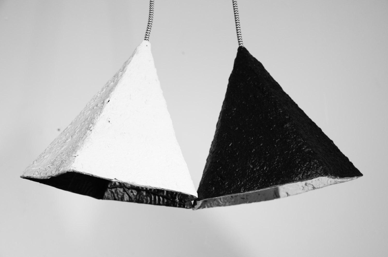black&whitepapiermachelamps001