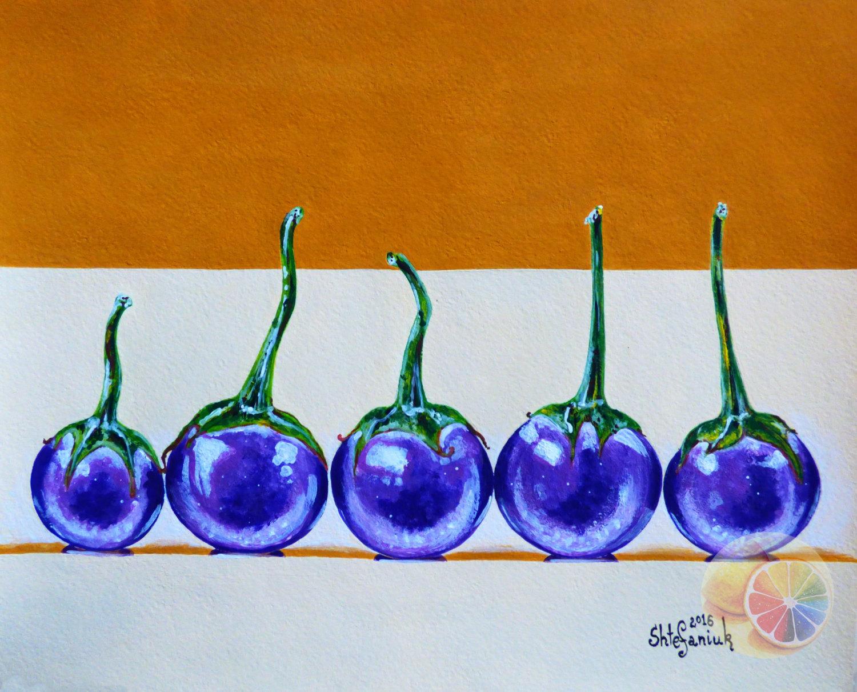 eggplantpaintingsicilianeggplant0001